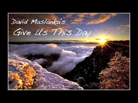 2011 North Carolina All State Band - Maslanka's Give Us This Day