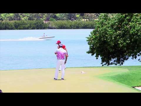 Afrasia Golf Masters 2014 at Anahita