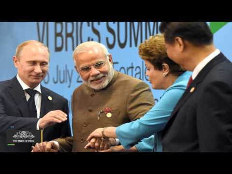 PM Modi Meets Putin, Favours Broadening Of Strategic Partnership - TOI