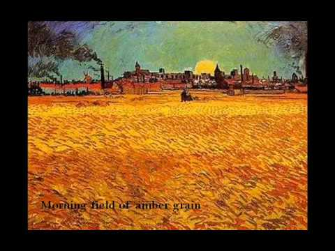 Don Mclean - Vincent (Starry, Starry Night), with Lyrics