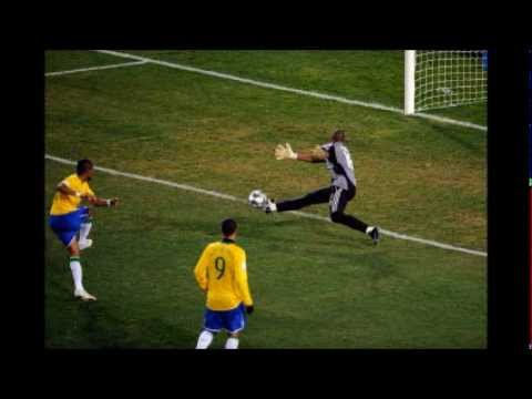 South Africa vs Brazil 0-5 All Goals and Highlights Friendly Match 2014