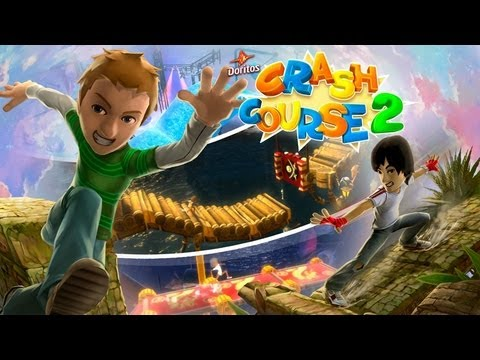Doritos Crash Course 2 - Face commentary Multi Online XBLA