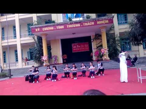 Nhạc kịch : Nhất Quỷ Nhì Ma Thứ Ba Học Trò. 9A-THCS Hồng Thái