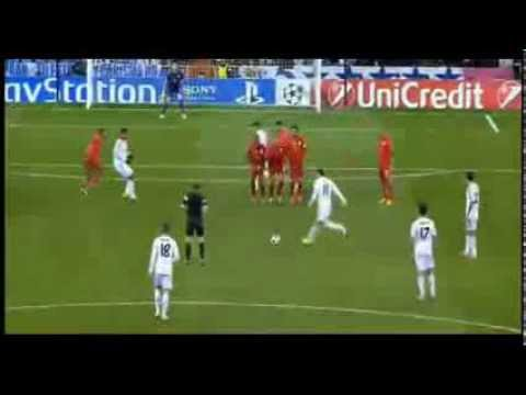 Gareth Bale Amazing Goal   Real Madrid vs Galatasaray 1 0 HD 27 11 2013