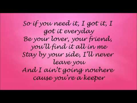 Ariana Grande The Way ft Mac Miller (Lyrics)