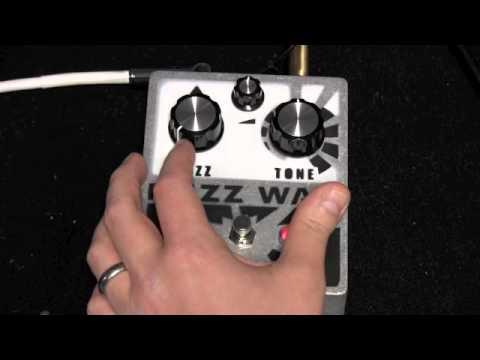 Death By Audio Fuzz War Fuzz Pedal