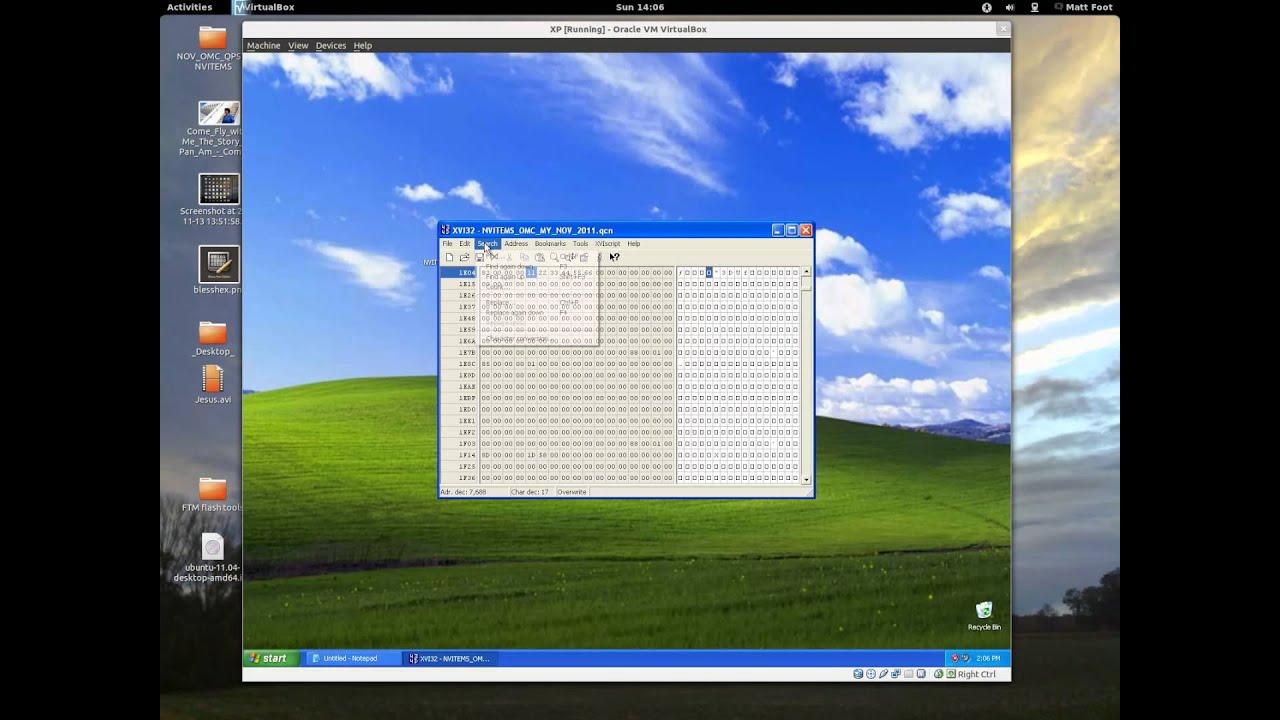 Xvi32 hex editor descargar videos