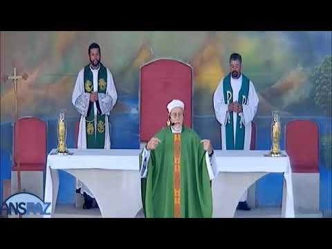 Santa Missa | 25.08.2019 | Padre José Sometti | ANSPAZ