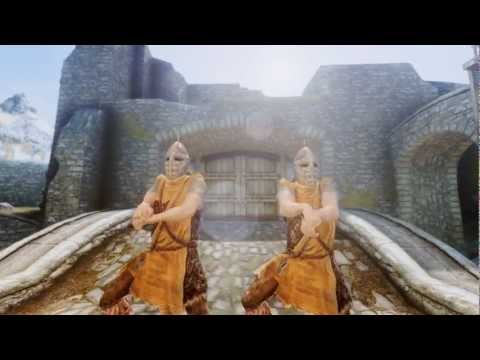 Skyrim : Gangnam Style Dance, ENB graphic settings like enbseries.ini and enbeffect.fx I tweaked the values myself. DOF code is from Indigoneko. Bloom is from Boris new bloom code. Visit ...