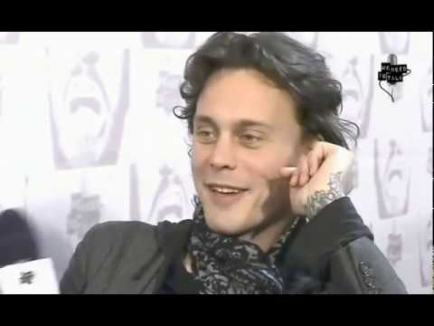 HIM  Ville Valo -Interview ''We Need To Talk'' Ask A Friend(Traducido, Subtitulado)