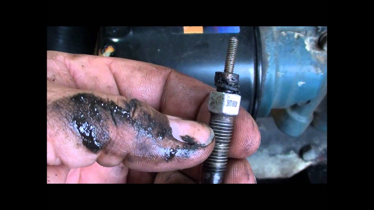 Bobcat 743 Glow Plug Replacement