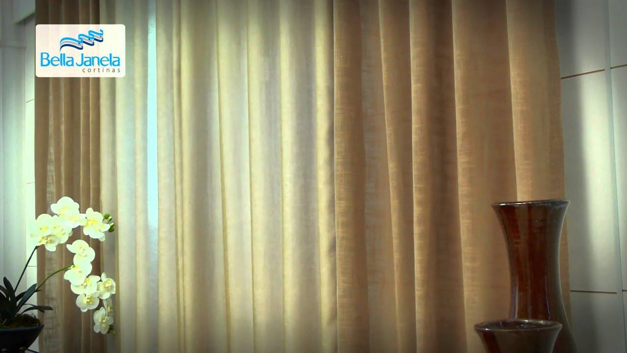 Módulo 07 Como instalar a cortina no varão.mp4   #3C868F 1920x1080 Banheiro Com Cortina Na Janela