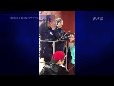 Трое юных бердских звонарей приняли участие в фестивале колокольного звона