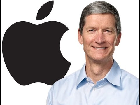 Tim Cook CEO Apple says CNBC
