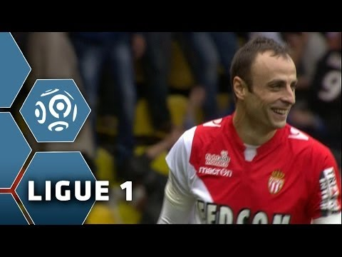 Dimitar Berbatov's GREAT lob (5') - AS Monaco FC-OGC Nice (1-0) - 20/04/14 - (ASM-OGCN)