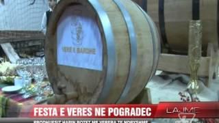 Festa e vers ne Pogradec  News, Lajme  Vizion