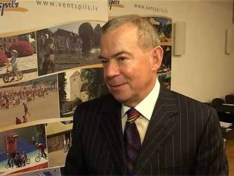 Смотреть видео Лембергс высказывает свое мнение о бюджете