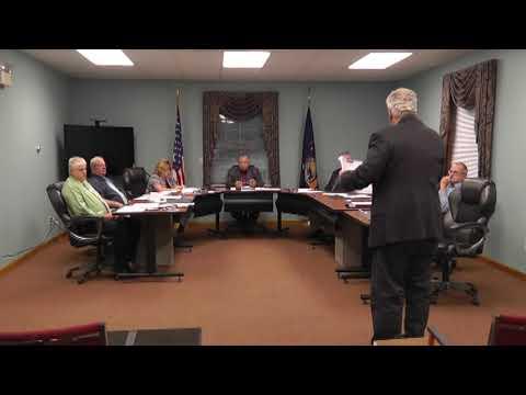 Champlain Town Board Meeting 9-10-13