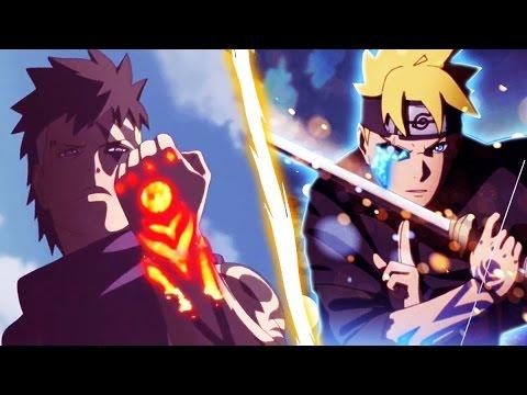 BORUTO vs KAWAKI (Next Gen Scene) + Is Naruto Dead?