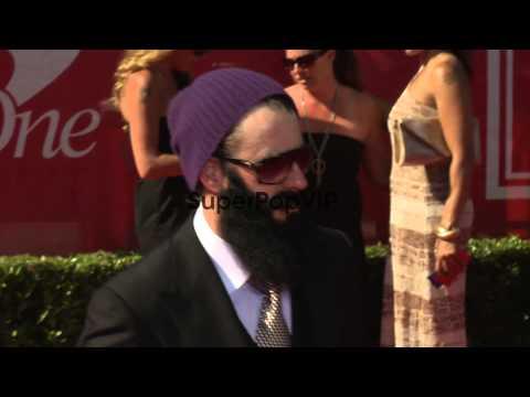 Brian Wilson Espys Sasquatch Brian Wilson at 2012 Espy