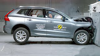 Volvo XC60 (2018) The Safest SUV | CRASH TEST. YouCar Car Reviews.