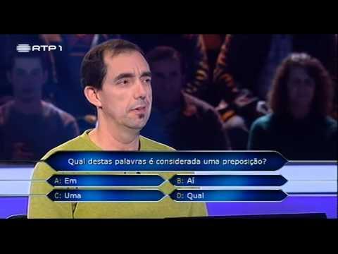 Quem Quer Ser Milionário 31 Mar 2014