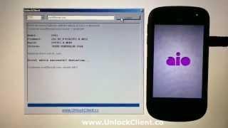 Instant Fast Unlock ZTE Z993 AIO Prelude Sim Network