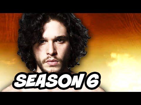 Game Of Thrones Season 6 - TOP 10 Predictions