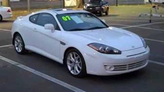 2003 Hyundai Tiburon GT videos