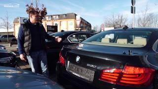 BMW 530d F10 2012год 29000евро 105000км Денис Рем Дестакар