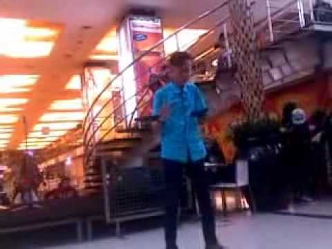 X  Up dance ft  ISDmetro polis town squareDubstep indonesia