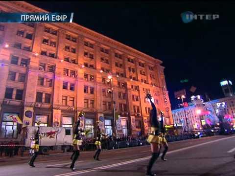 Майdан's: 2 эфир - Одесса - парад