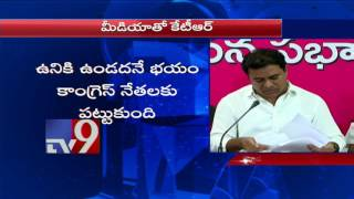 KTR rebuts charges, slams Jairam Ramesh; demands apology..