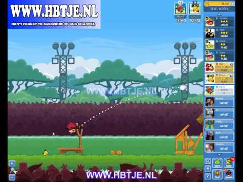 Angry Birds Friends Tournament Level 2 Week 93 (tournament 2) no power-ups