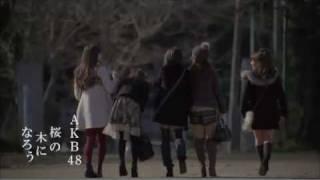 【MV】 桜の木になろう / AKB48 [公式]
