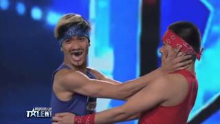 Top 5 funniest auditions in Pilipinas got talent   Shyman TV