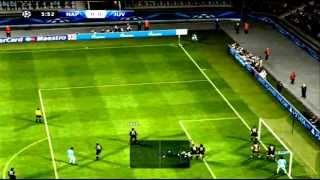PES 2012 Y 2013 Cómo Hacer Un Gol Olímpico ¡Funciona!