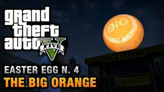 GTA 5 Easter Egg #4 The Big Orange