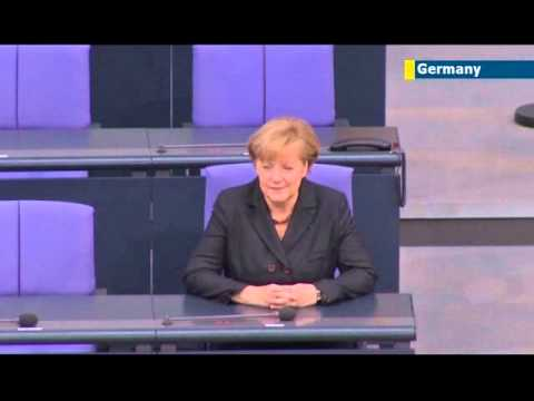 Merkel secures third term as German premier