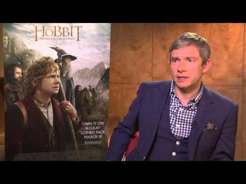 Martin Freeman talks The Hobbit and Sherlock with Hypable