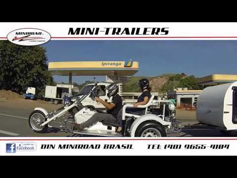 MINI TRAILER MINIROAD PARA TRICICLOS