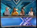 Worst X Factor Audition Ever Ariel Burdett 2008