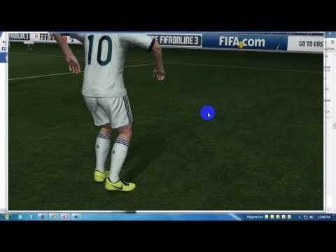 Fifa Online 3  -Ky thuật sút xa