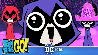 Teen Titans Go! | Crazy Rae Rae | DC Kids