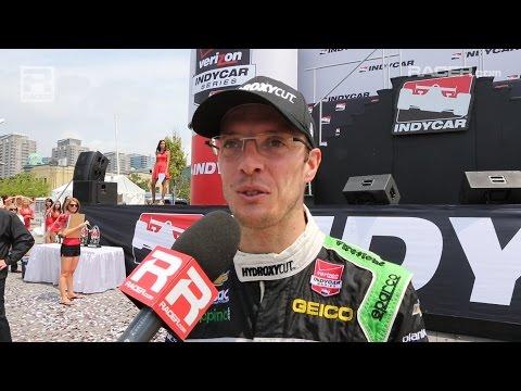 RACER: Sebastien Bourdais Toronto Race 1 Winner