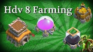 HDV8 Farming / 4 Mortiers !