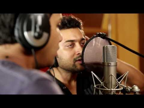 Catch Suriya singing for the first time- Suriya unseen video