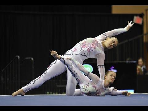 Acrobatic Worlds 2012, Orlando (USA) - Men's Group + Women's Pair (Part 2)