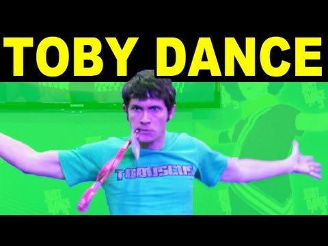 Toby Dances at Comic Con 2011 (FULL VERSION)
