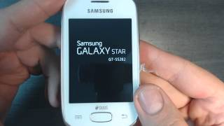Samsung Galaxy Star Duos S5282 How To Remove Pattern